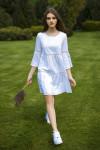 платье LaVeLa Артикул: L10131 белый