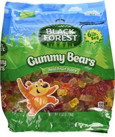 Black Forest Gummy Bears Ferrara Candy  2,7 кг