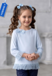 Трикотажная блузка Г*елио