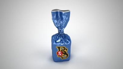 """Конфеты Б.Сулу """"Пломбир"""" ,1 кг."""