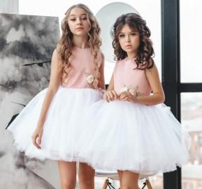 """Нарядное платье для девочки """"NP-21"""""""