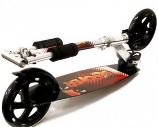 Складной самокат для взрослых scooter