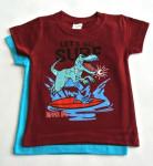 футболка динозавр ассорти