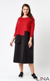 Платье 52178 цена минус 40% от оптовой