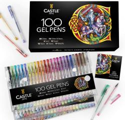 Castle Art Supplies 100шт