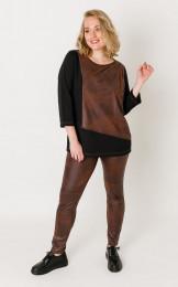 лосины 2316 коричневый