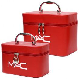 Косметичка-сундучок MAC (2 в 1)