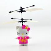 Радиоуправляемая игрушка - вертолет Hello Kitty