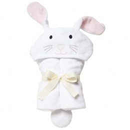 Elegant Baby Bath Time Gift Hooded Towel