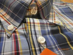 Американская рубашка с коротким рукавомJust JasonВ НАЛИЧИИ!