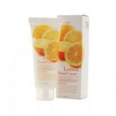 [3W CLINIC] Крем д/рук увлажняющий с экстрактом ЛИМОНА Lemon