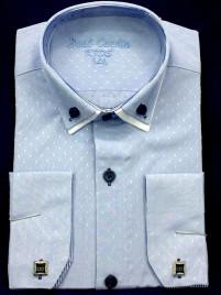 Рубашка для мальчика, Dast Cardin, арт.110-1, голубой