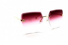 солнцезащитные очки 2019- ЛЮКС GG 18022 розовый