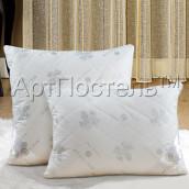 Подушка Бамбуковое волокно Тик АртДизайн