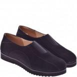 Подростковые замшевые туфли