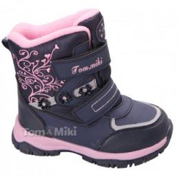 Ботинки зимние мембраные TOM&MIKI