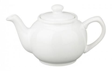 Чайник заварочный, белый, объём 400 мл Доступно к заказу