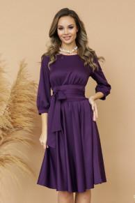 Платье 425/2, фиолетовый