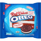 OREO Red Velvet Sandwich Cookies