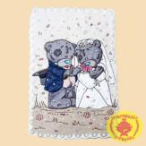 Свадебные мишки 1 (2500 гр)