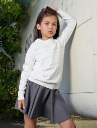 """Школьная юбка для девочки """"KN-4"""""""