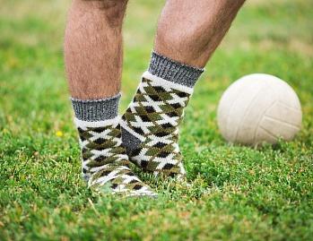 Мужские носки (шерстяные)