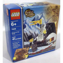 LEGO orient expedition