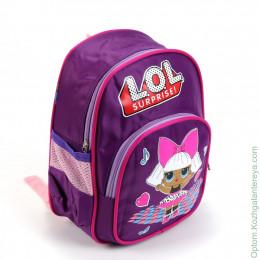Детский рюкзак Лол 01 Фиолетовый