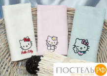 Д.Полотенце Camomilla Bamboo (30х50-3 шт) Hello Kitty 8323-0