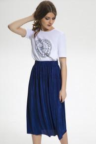 юбка LaVeLa Артикул: L20060 темно-синий