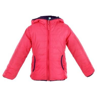 Демисезонная двусторонняя курточка
