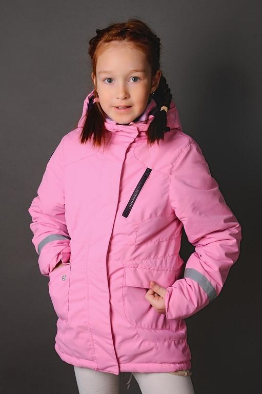 Ладога куртка утепленная для девочки