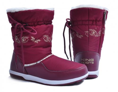 Сапожки King Boots Германия