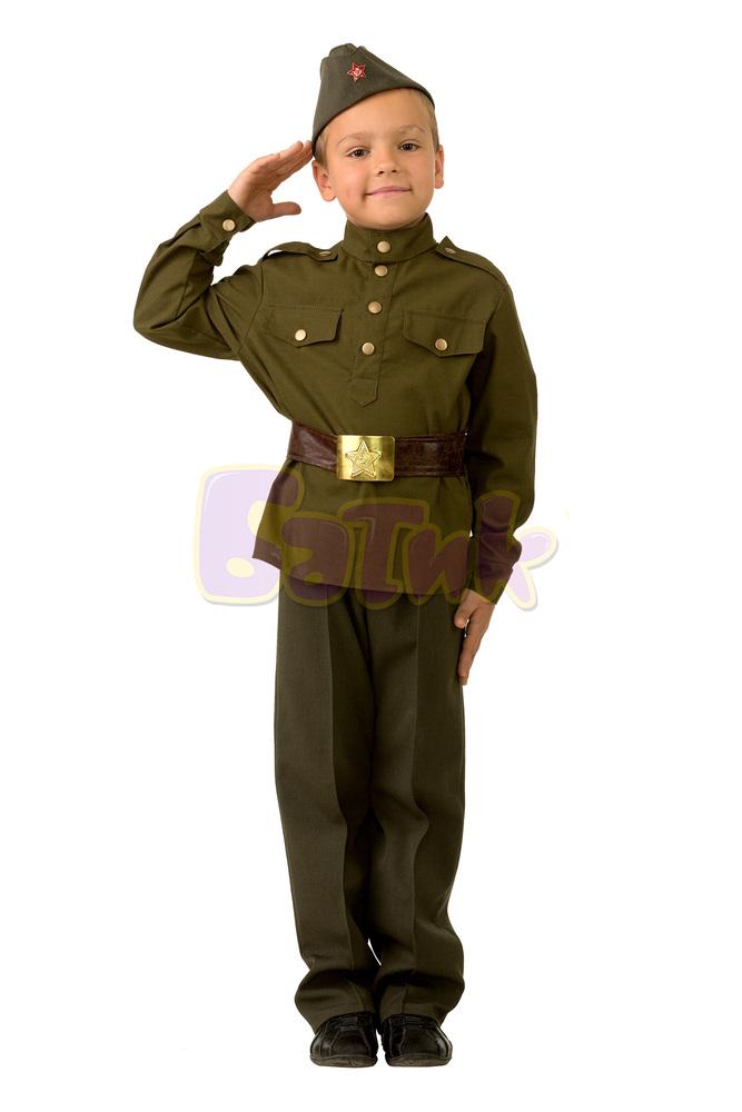 Солдат (текстиль) 8008 (новинка)