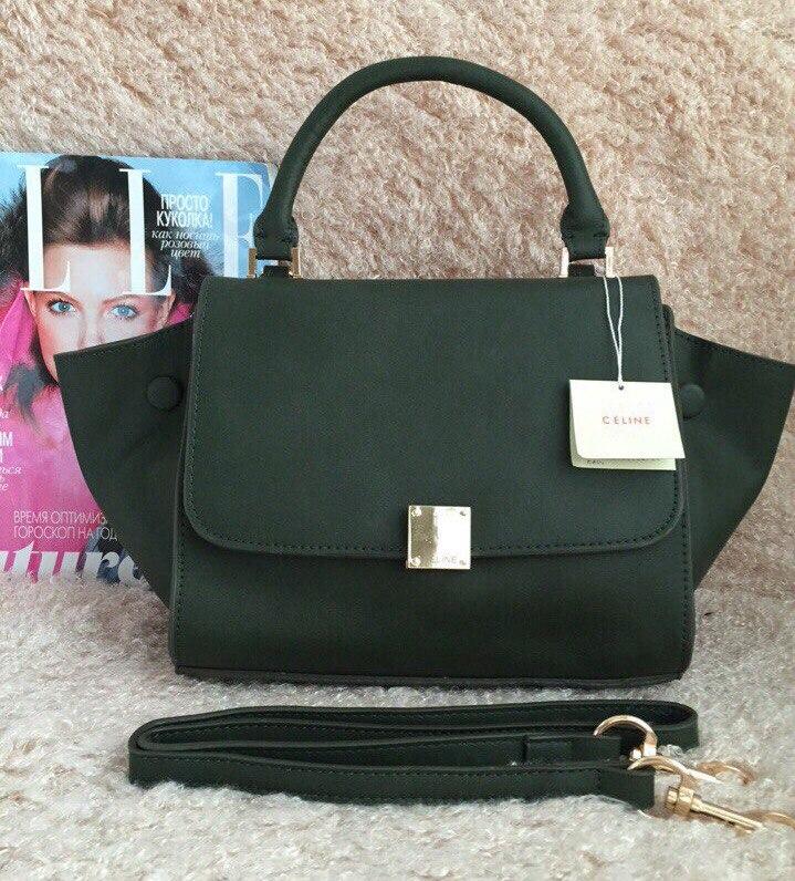 Купить сумку Celineоригинал : Барсетки : Женские кожаные сумки