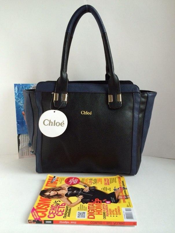 Женская сумка chloe 01 парка элизабетта франчи