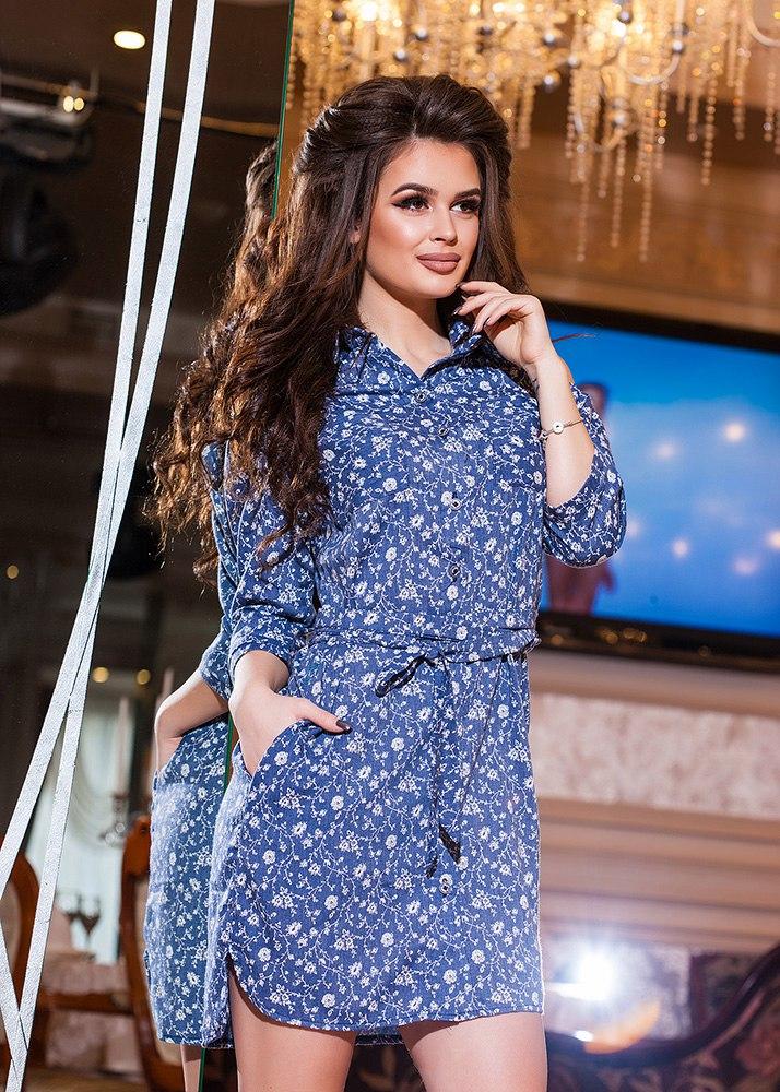 Платье 433
