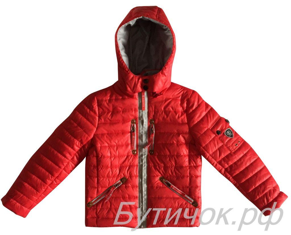 Куртка BOGNER красная (подростковая)