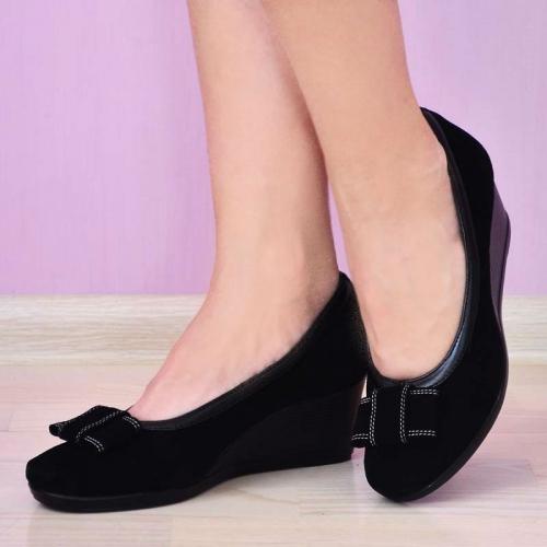 Туфли женские натуральная кожа/замша