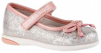 Туфли Фламинго 71T-XY-0102 серебро 2309059 - Babyblog.ru 150d79916746e