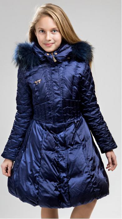 Пальто для девочки ПУХ