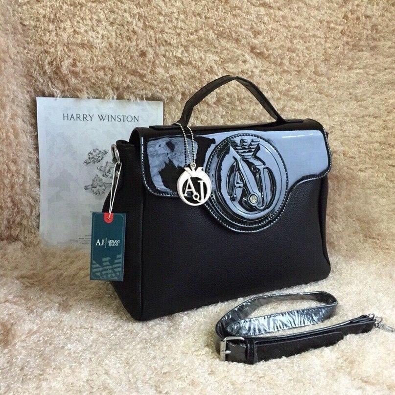 Копия женской сумки armani