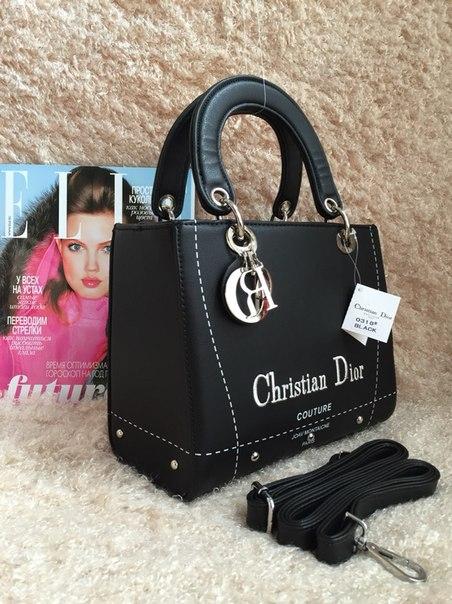 Christian Dior Кристиан Диор сумки женские 2016, купить