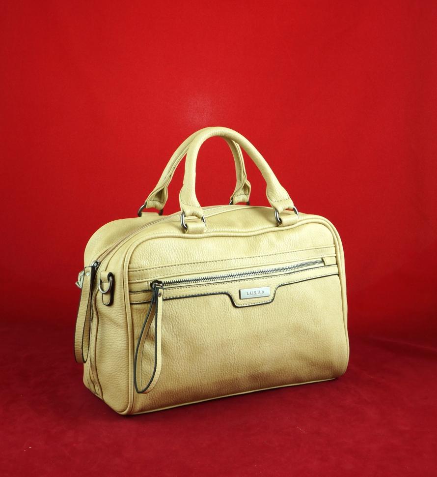 Женские сумки бочонком