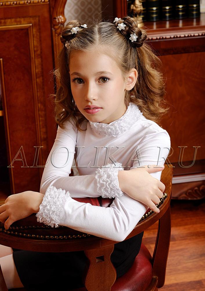 Трикотажная блузка В*лада