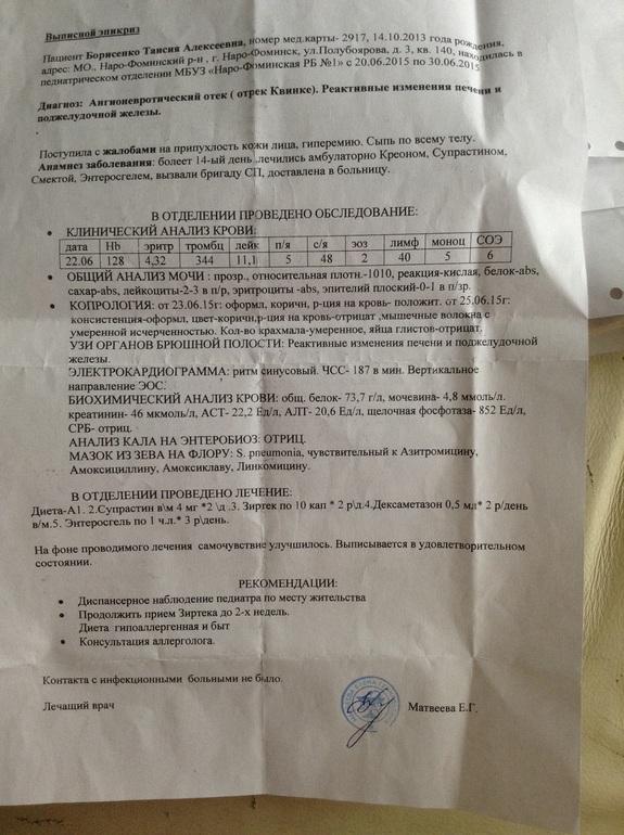 Нахабинская городская больница запись к врачам