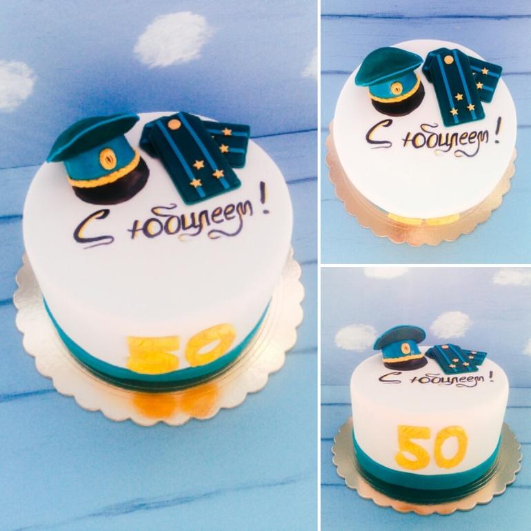 Торт для полковника с днем рождения фото