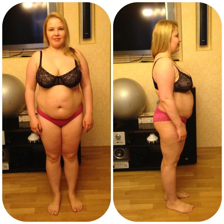 Как быстро сбросить вес беременной на