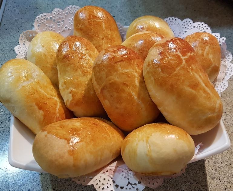 пирожки с капустой кулинария