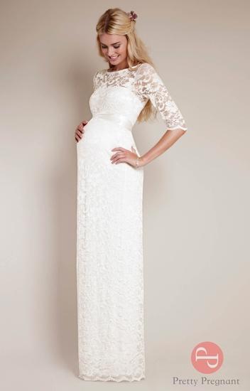 Свадебные платья для беременных короткие москва